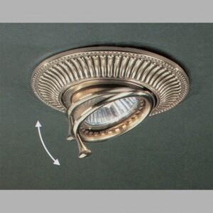 Встраиваемый светильник Reccagni Angelo 1082ORO