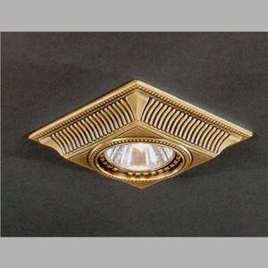 Встраиваемый светильник Reccagni Angelo 1084BRONZO