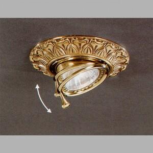 Встраиваемый светильник Reccagni Angelo 1085ORO