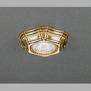 Встраиваемый светильник Reccagni Angelo 1096ORO