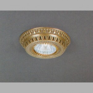 Встраиваемый светильник Reccagni Angelo 1097BRONZO