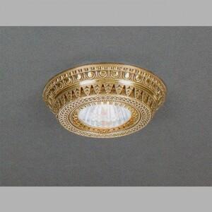 Встраиваемый светильник Reccagni Angelo 1097ORO