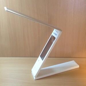 Настольная лампа Alledon 808-Silver