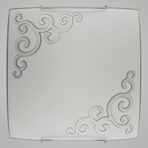 Настенно-потолочный светильник Nowodvorski 3701 arabeska silver