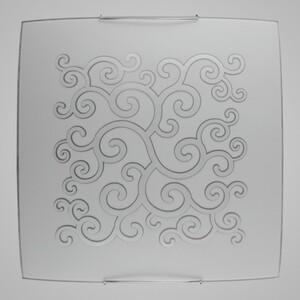 Настенно-потолочный светильник Nowodvorski 3702 arabeska silver