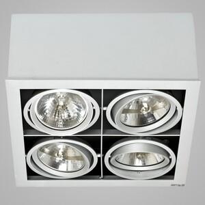 Накладной светильни Nowodvorski 5308 box white