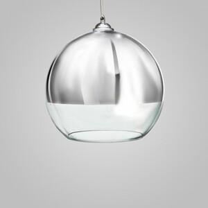 Подвесной светильник Azzardo lp5034-s Silver Ball