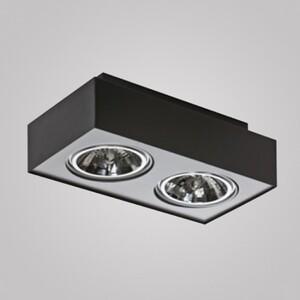 Накладной светильник Azzardo gm4203 black Paulo