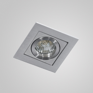 Встраиваемый светильник Azzardo gm2103_alu Paco