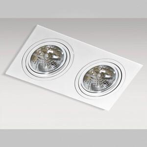 Встраиваемый светильник Azzardo gm2200_wh Siro