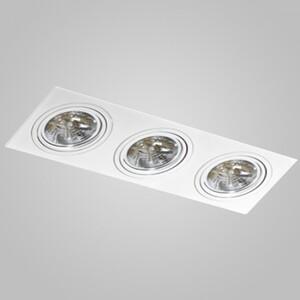Встраиваемый светильник Azzardo gm2300_wh Siro