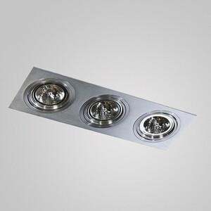Встраиваемый светильник Azzardo gm2300_alu Siro