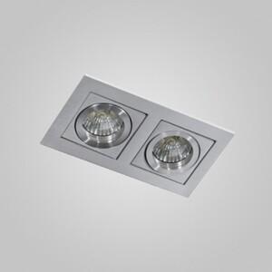 Встраиваемый светильник Azzardo gm2201_alu Paco