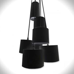 Подвесной светильник Azzardo pl_14001_black Solvig