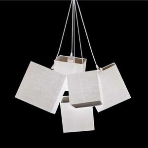 Подвесной светильник Azzardo pl_11093_white Tora