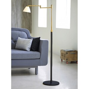 Торшер New swing dove floor lamp 14051050405