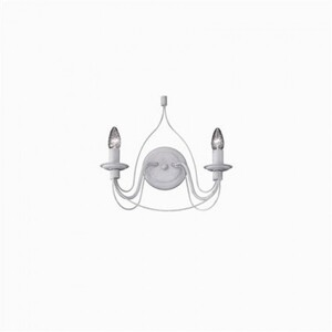 Бра Ideal Lux CORTE AP2 RUGGINE 57200