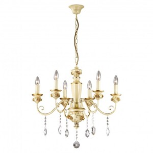 Люстра Ideal Lux BOHEME SP6 73729