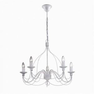 Люстра Ideal Lux CORTE SP5 RUGGINE 57187