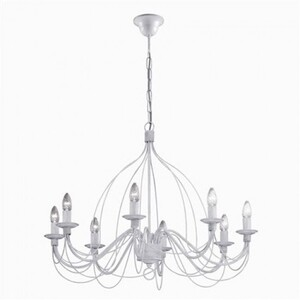 Люстра Ideal Lux CORTE SP8 RUGGINE 57194