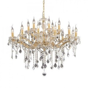 Люстра Ideal Lux FLORIAN SP18 ORO 75181