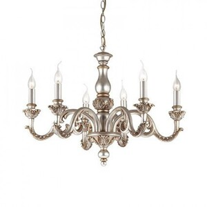 Люстра Ideal Lux GIGLIO ARGENTO SP6 75310