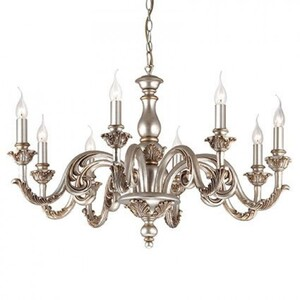 Люстра Ideal Lux GIGLIO ARGENTO SP8 75334