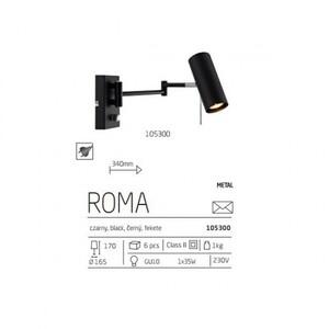Спот Markslojd Roma 105300