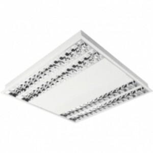 Растровый светильник Lug Lugclassic T5 600X600 P/T Par Тип D  - 1344