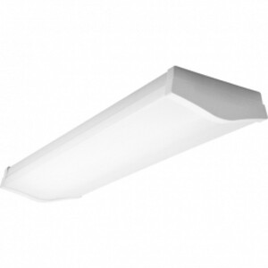 Промышленный светильник Lug Raylux opal 2х14W T5 - 944