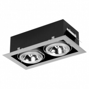 Светильник типа Downlight Lug Diamond Halogen P/T  - 1460