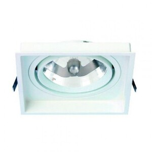 Встраиваемый светильник VIOKEF 4123300 Pacco ADJ