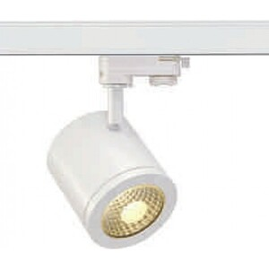 Трехфазный трековый светильник SLV 152431, 55°