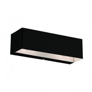 Светильник настенный Ideal Lux FLASH AP2 NERO 95295