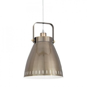 Светильник подвесной Ideal Lux PRESA SP1 BIG BRUNITO 8585