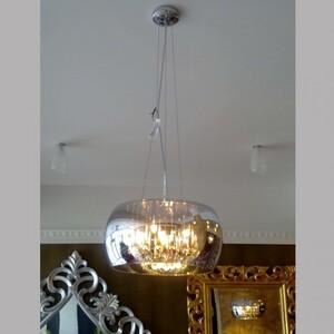 Подвесной светильник Zumaline Crystal P0076-05L