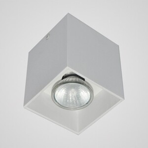 Накладной светильник Zumaline Square 50475-WH