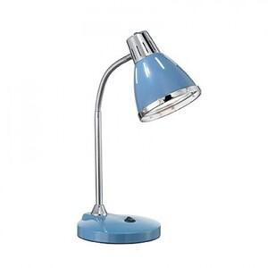 Настольная лампа Ideal Lux ELVIS TL1 AZZURRO 34409