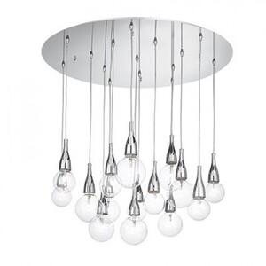 Подвесной светильник Ideal Lux MINIMAL SP15 CROMO 093840