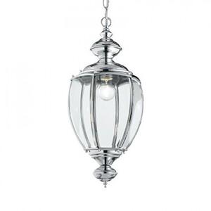 Подвесной светильник Ideal Lux NORMA SP1 CROMO 094786