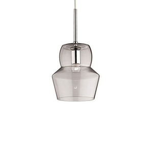 Светильник подвесной Ideal Lux ZENO SP1 SMALL TRASPARENTE 003108
