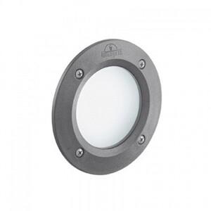 Светильник уличный Ideal Lux LETI ROUND FI1 GRIGIO 096568