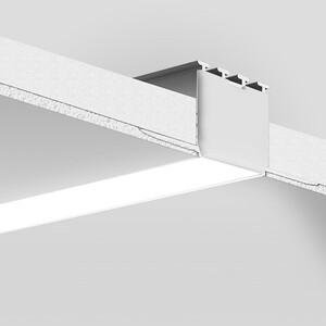 "Профиль для led-ленты ""Световая полоса"" безрамочный под штукатурку"